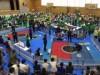 横手で「全日本ロボット相撲」東北大会 高校生チームなど101組参加